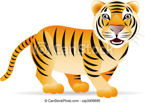 cute tiger clipart vector search illustration drawings and eps rh canstockphoto com cute tiger face clipart cute baby tiger clipart