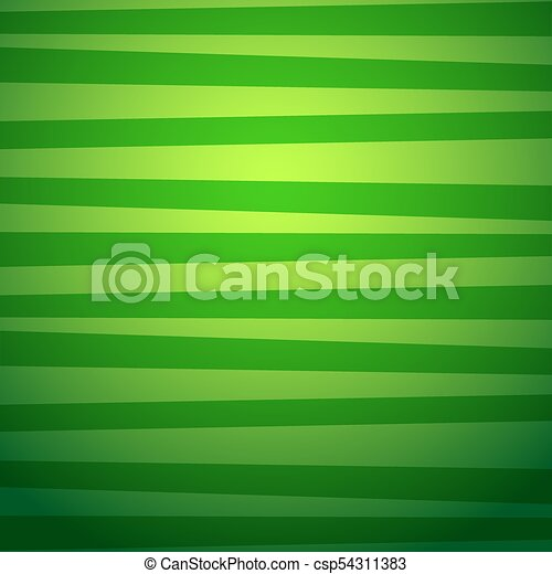 Cute Wallpaper With Horizontal Green And Yellow Striped Pattern