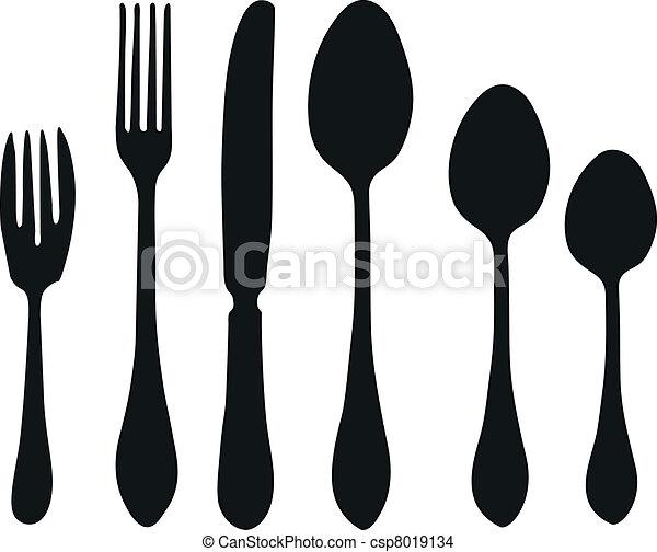 cutlery - csp8019134