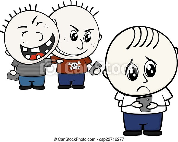 school bullying illustrations and clipart 612 school bullying rh canstockphoto com  anti bullying clipart free