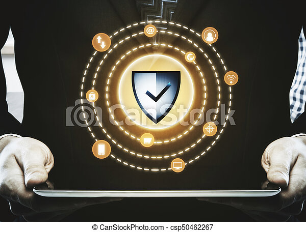Cyberspace safety concept - csp50462267