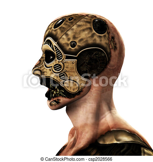 cyborg - csp2028566