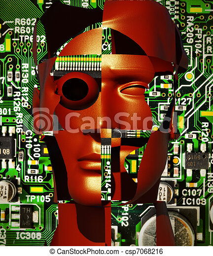 cyborg - csp7068216