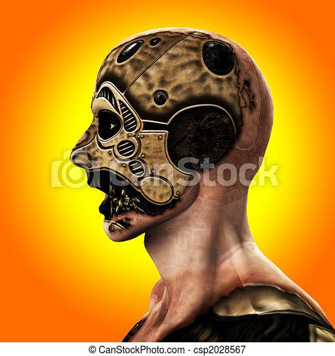 cyborg - csp2028567