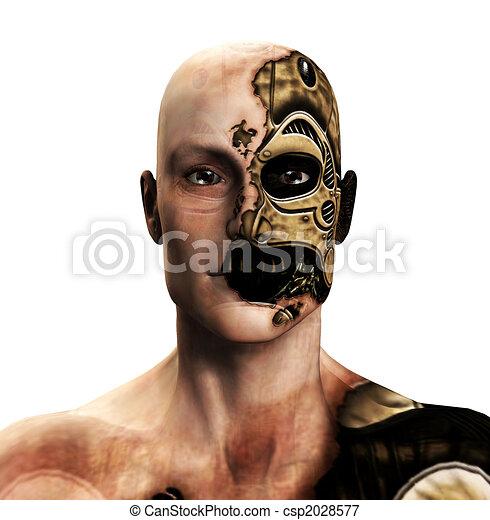 cyborg - csp2028577