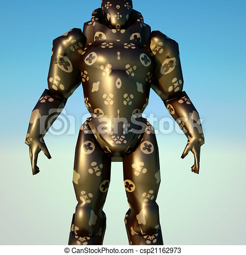 Cyborg - csp21162973