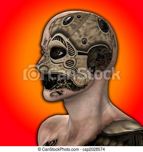 cyborg - csp2028574