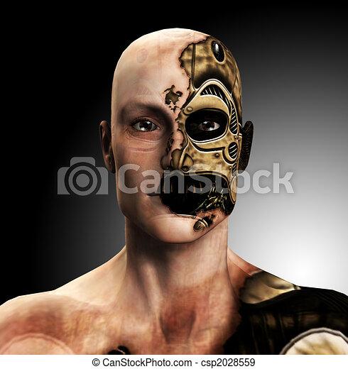 cyborg - csp2028559
