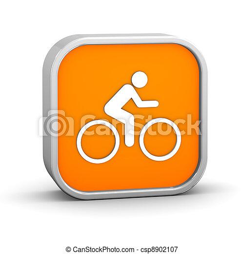 cycling, meldingsbord - csp8902107