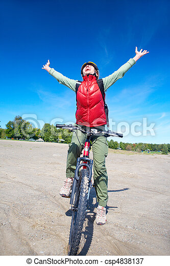 cyclisme - csp4838137