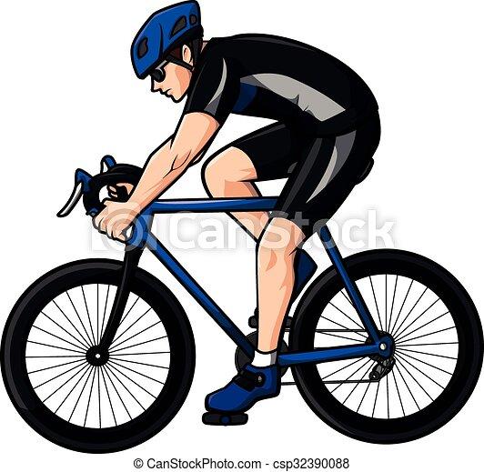 cyclisme - csp32390088