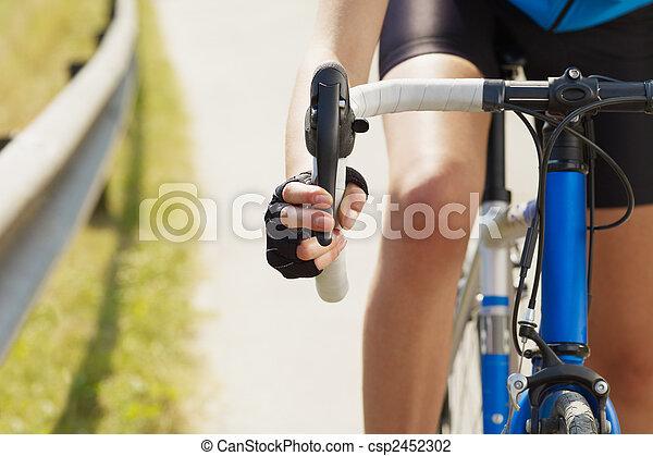 cyclist - csp2452302