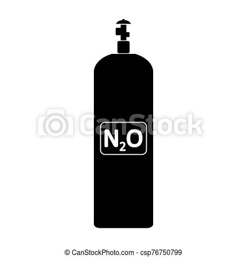 cylinde, essence, oxyde, icon., dinitrogen - csp76750799
