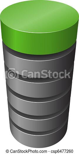 cylinder., płatowaty - csp6477260