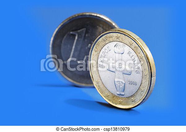 Cyprus Euro - csp13810979