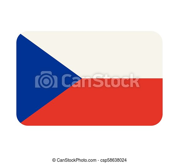 Czech Republic flag - csp58638024