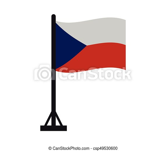 Czech Republic flag - csp49530600