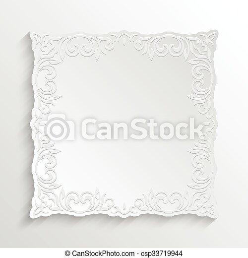 décoratif, 0505, fond - csp33719944