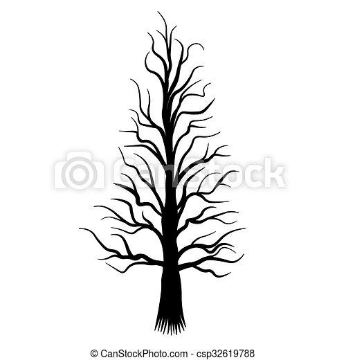 Décoratif, arbre, couverture, modèle. Décoratif, arbre, résumé on