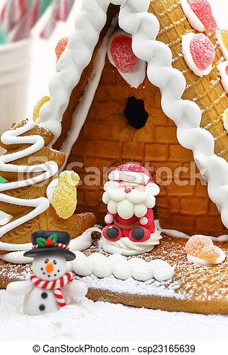 Gateau De Fete De Noel.Décoration Maison Petit Gâteau Noël Fête