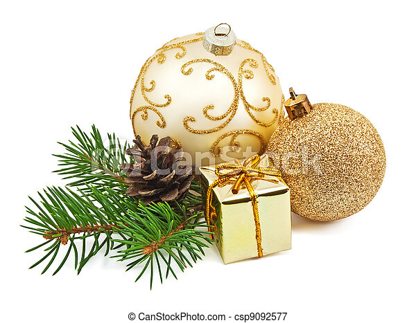 décoration noël - csp9092577