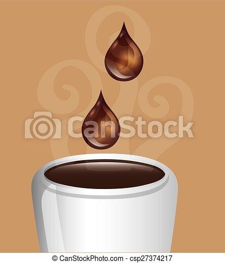 délicieux, chocolat - csp27374217