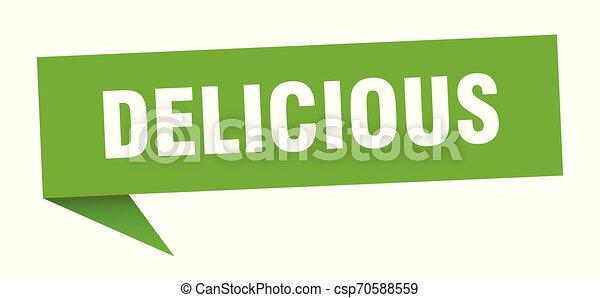 délicieux - csp70588559