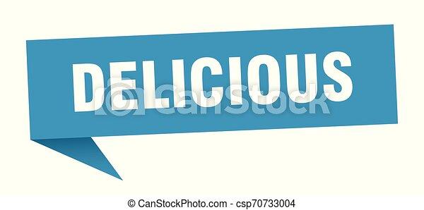 délicieux - csp70733004