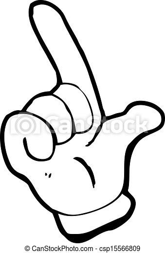 D nombrement dessin anim doigts - Dessin de doigt ...