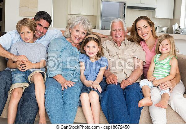 dépenser, famille, temps de loisir - csp18672450