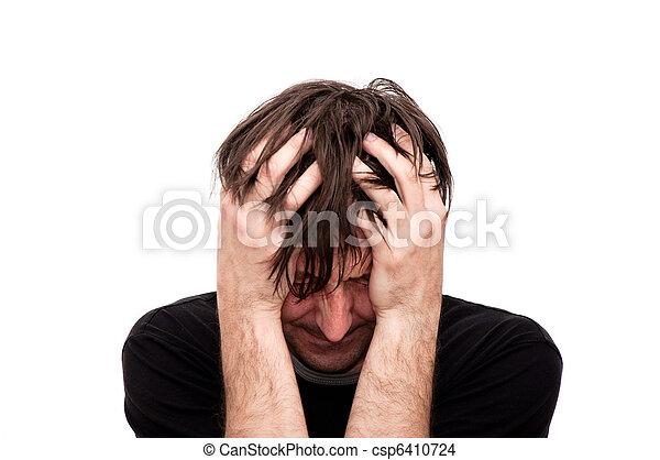 dépression - csp6410724