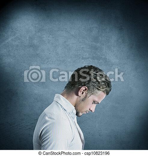 dépression - csp10823196