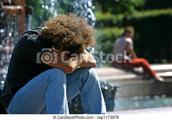 dépression - csp1173979