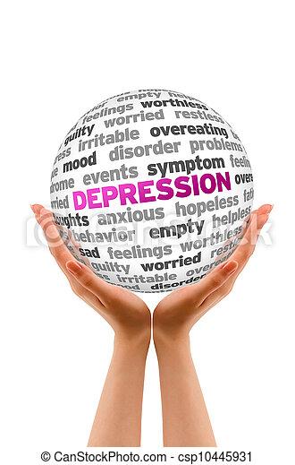 dépression - csp10445931
