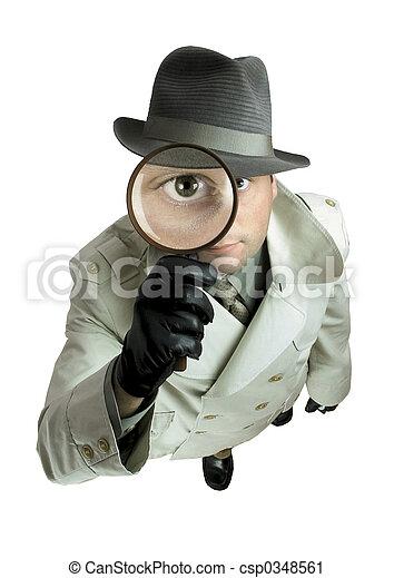 détective - csp0348561