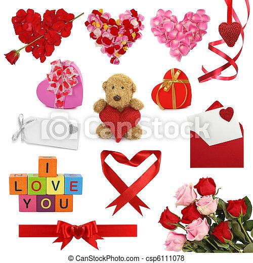Colección de San Valentín - csp6111078