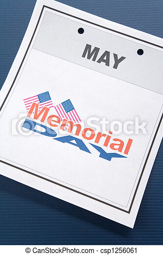 Día Memorial - csp1256061