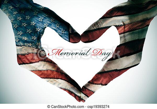 Día conmemorativo - csp19393274
