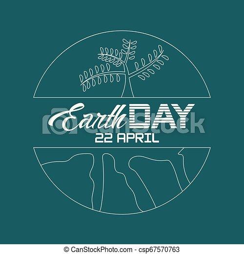 Día de la Tierra - csp67570763