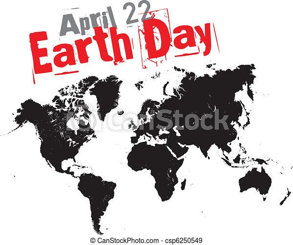 Día de la Tierra - csp6250549