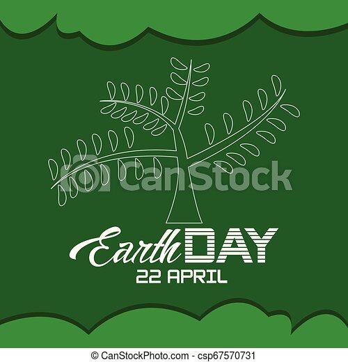 Día de la Tierra - csp67570731