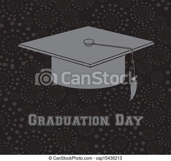 Día de graduación - csp15436213