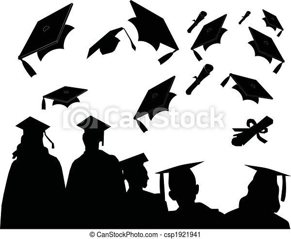 día, graduación - csp1921941