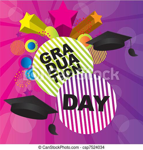 Día de graduación - csp7524034
