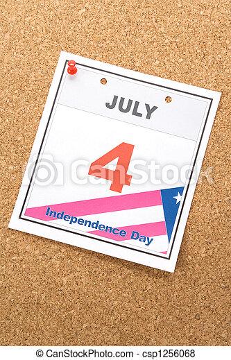 Día de la independencia - csp1256068