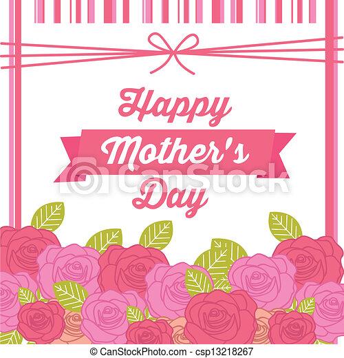 El día de la madre - csp13218267