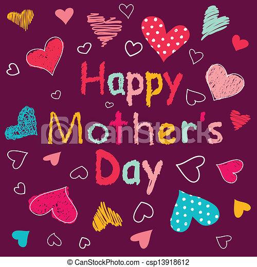 Día de la madre - csp13918612