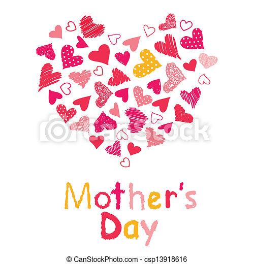 El día de la madre - csp13918616