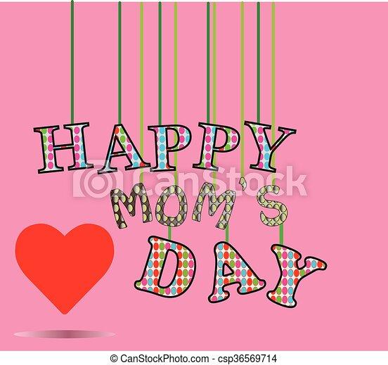 Día de la madre - csp36569714