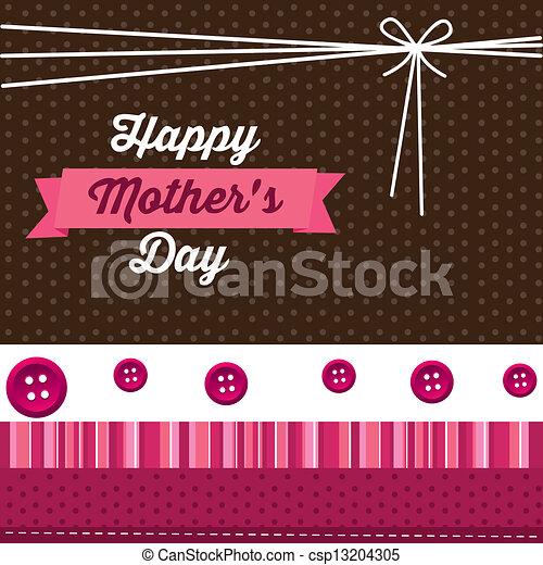 El día de la madre - csp13204305